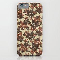 Raccoon Lake - Red Slim Case iPhone 6s