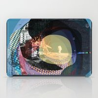 The Abstract Dream 16 iPad Case