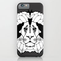 iPhone & iPod Case featuring Mane Attraction (Stealth) by tCAP