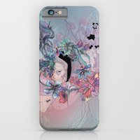 iPhone & iPod Case featuring NQ party by LisaStannard