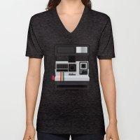 Polaroid Supercolor 635CL Unisex V-Neck