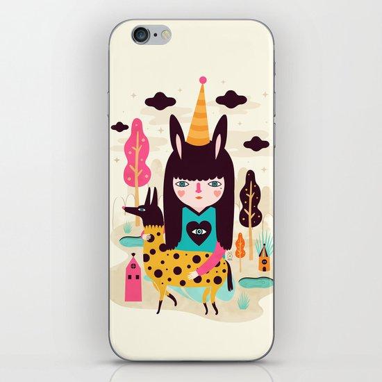 Tefewe iPhone & iPod Skin