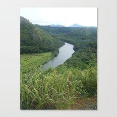 Hawaii 3 Canvas Print