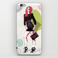 Meet Me At Midnight iPhone & iPod Skin
