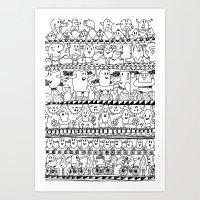 Perelels Art Print