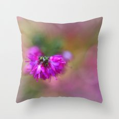 Lovely Lilac... Throw Pillow