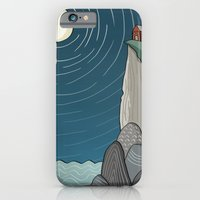 House on a Cliff iPhone 6 Slim Case