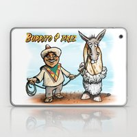 Burrito 4 Prez Laptop & iPad Skin