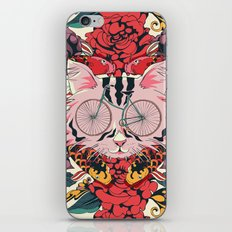 I Couldn't Be Your Friend iPhone & iPod Skin