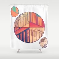 Shower Curtain featuring Orbital by FalcaoLucas