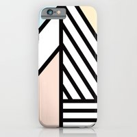 iPhone & iPod Case featuring Abstract Angles by Andrew Footit