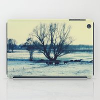Winter  - JUSTART © iPad Case