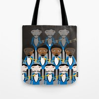 And all that jazz Tote Bag