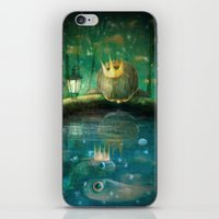 Crown Prince iPhone & iPod Skin
