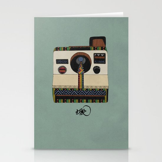 scout Stationery Card