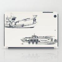 On Paper: Capote Y Pica… iPad Case