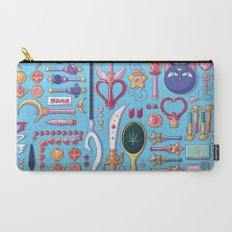 Magical Arsenal Blue Carry-All Pouch