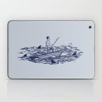 Troubled Waters Laptop & iPad Skin