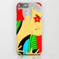 iPhone & iPod Case featuring PUNKS by Panic Junkie