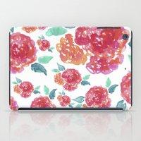Pastel Spring Flowers Wa… iPad Case