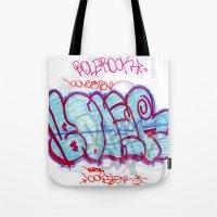 BOLER Tote Bag