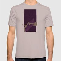 Journey Mens Fitted Tee Cinder SMALL