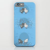 iPhone & iPod Case featuring And then they blew up by Wawawiwa design