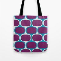 Swimcap Girl Tote Bag