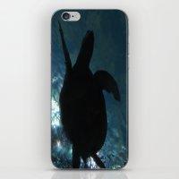 Deep Turtle iPhone & iPod Skin