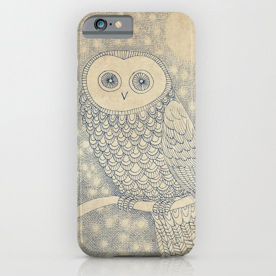 Starry Night iPhone & iPod Case