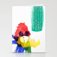 Be Daring Stationery Cards