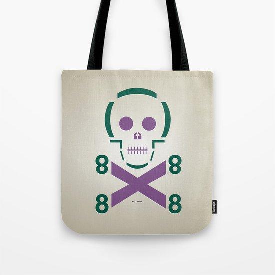 HELLvetica Tote Bag