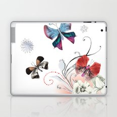 Butterfly Spring Laptop & iPad Skin