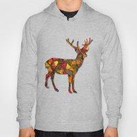 Animal Mosaic - The Deer Hoody