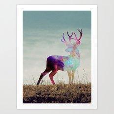 The spirit I Art Print