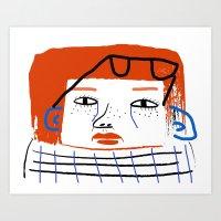 Fashion Women, fashion, fashion illustration, art, design, fun, pattern, people,  Art Print