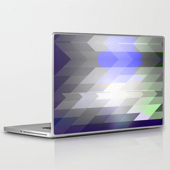 Slant Fade Laptop & iPad Skin