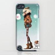 Sweet Winter iPod touch Slim Case