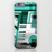 "iPhone & iPod Case featuring ""T"" by Grant Pearce"