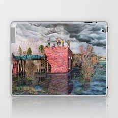 Water Wall Laptop & iPad Skin