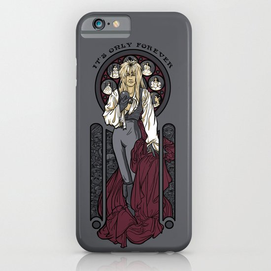 It's not long at all.... iPhone & iPod Case