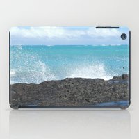 Oahu: Splash 1 iPad Case