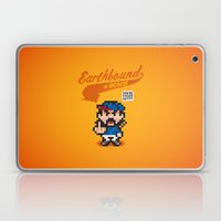 Earthbound & Down Laptop & iPad Skin
