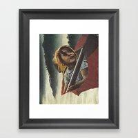 demo 131 Framed Art Print
