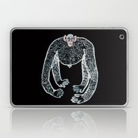 ape and his little friend Laptop & iPad Skin