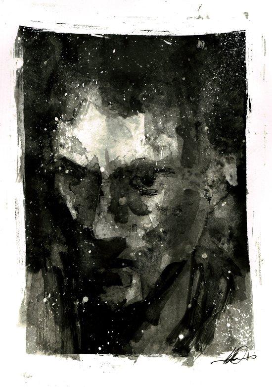 Sorrow #1 Art Print