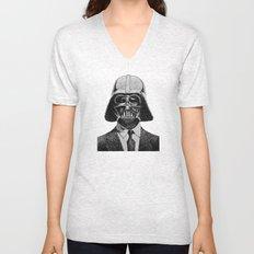 Darth Vader portrait Unisex V-Neck