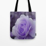 Lavender Rose 2 Tote Bag