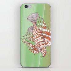Fish Manchu iPhone & iPod Skin