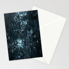 Enchanted blue Stationery Cards